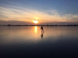 Lekker schaatsen